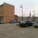 parking rycerska