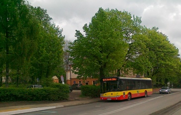 autobus miejski na 5