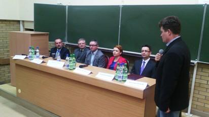 debata przed II tura PWSZ
