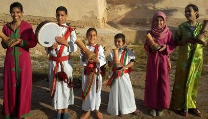 Grupa z Maroka