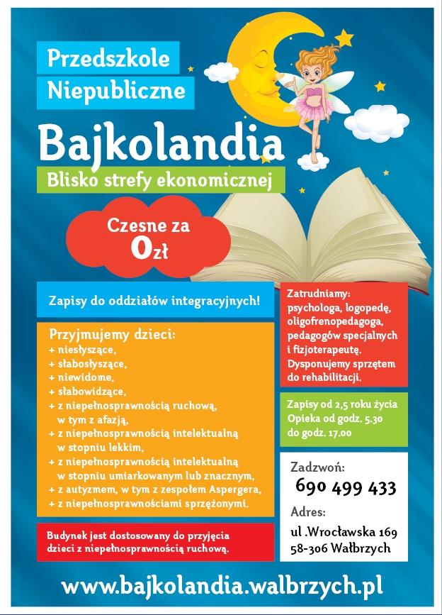 bajkolandia