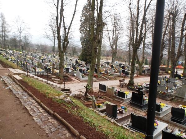 cmentarz mieroszow