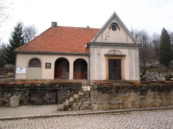 kaplica mieroszow