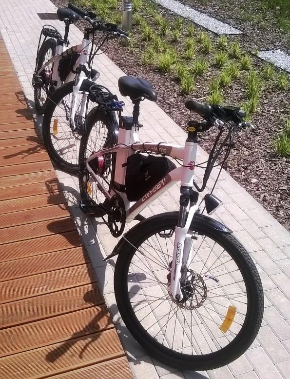 rowery elekrtyczne