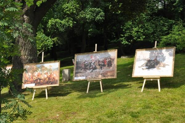 wystawa malarstwa walim