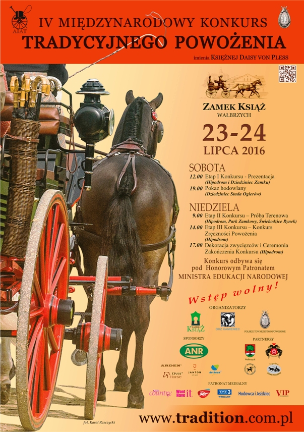 Plakat IV Traditional Driving 2016