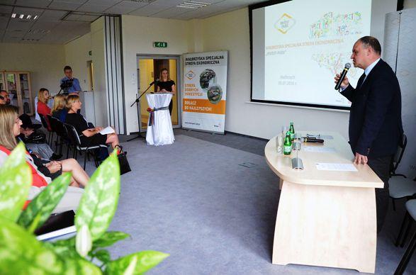 WSSE - spotkanie z przedsiebiorcami (1)