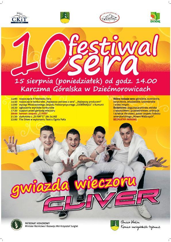 X Festiwal Sera