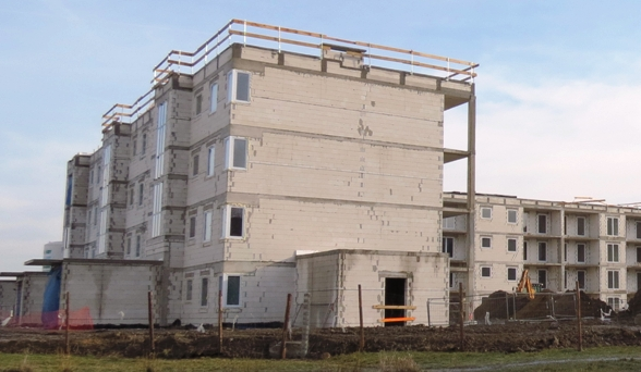 budowa mieszkan podzamcze