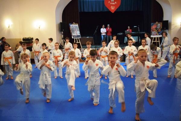 karatecy wosp głuszyca