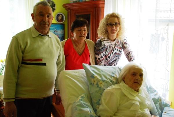 99 letnia gluszyczanka