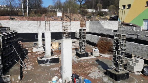 budowa basenu gluszyca