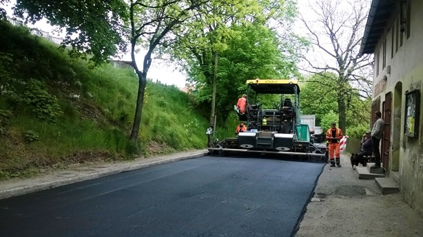 asfaltowanie lubomin