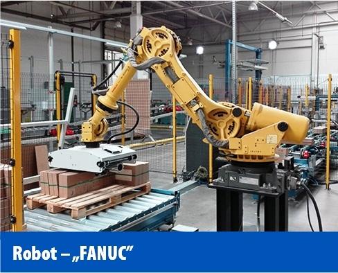 cersanit robot fanuc