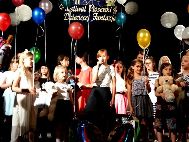 VII Festiwal Piosenki Dzieciecej Fantazja