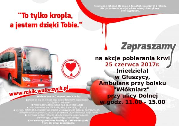 krew gluszyca