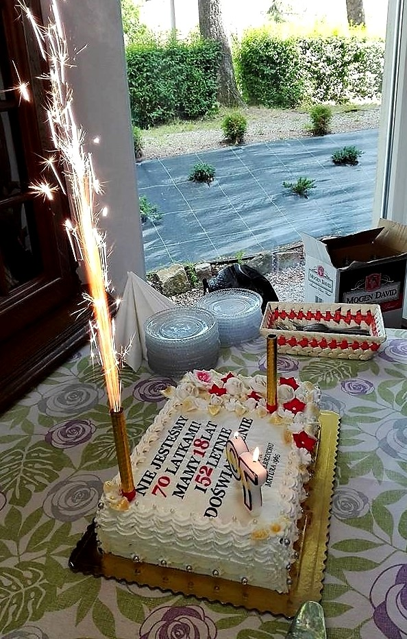 70 lat-tort