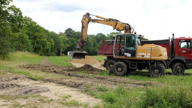 budowa boiska