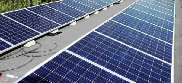 panele fotowoltaniczne dach