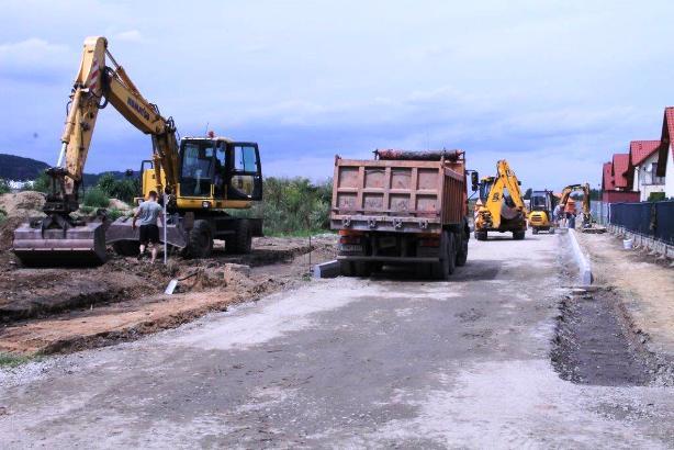 swiebodzice budowa drogi