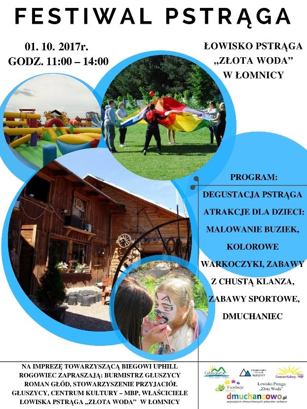 festiwal pstrag