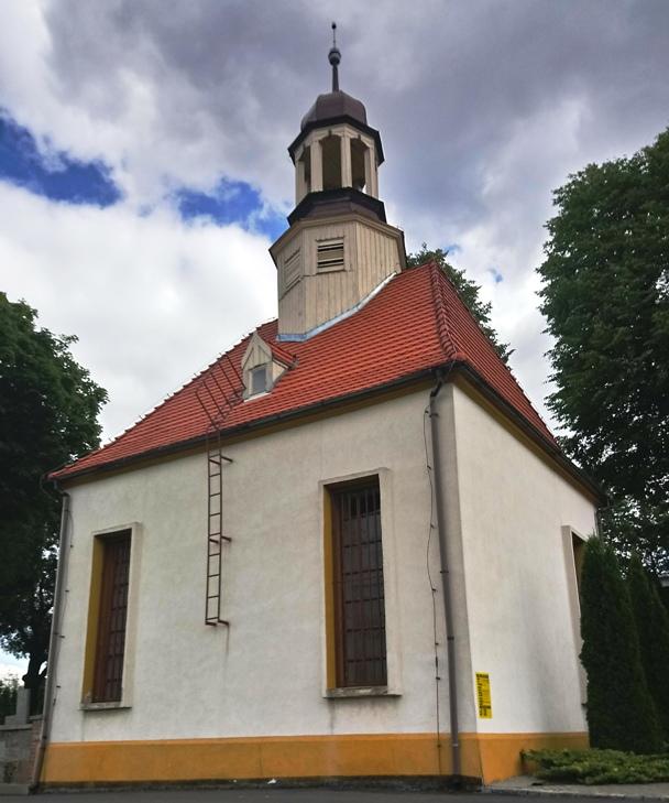 kaplica szczawno