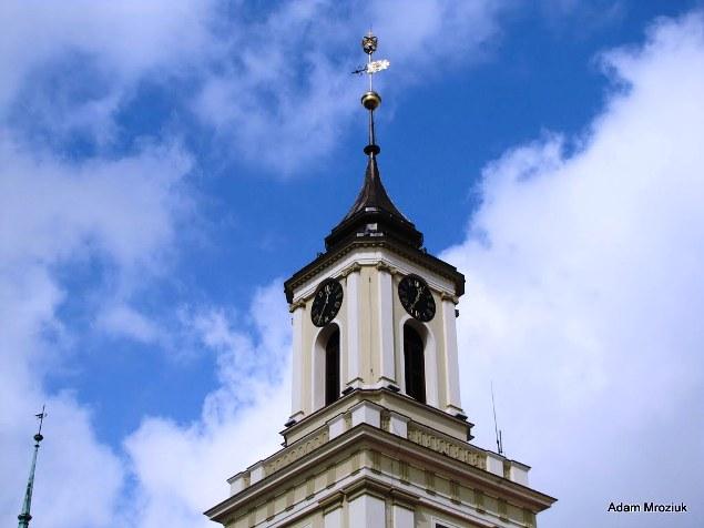 zegar ratuszowy swiebodzice