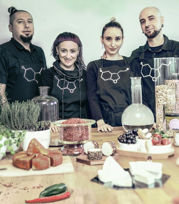 Quartet fot. Natalia Kabanow