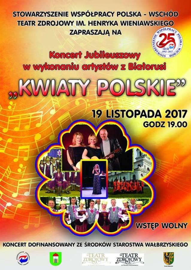 koncert jubileuszowy polska wschod