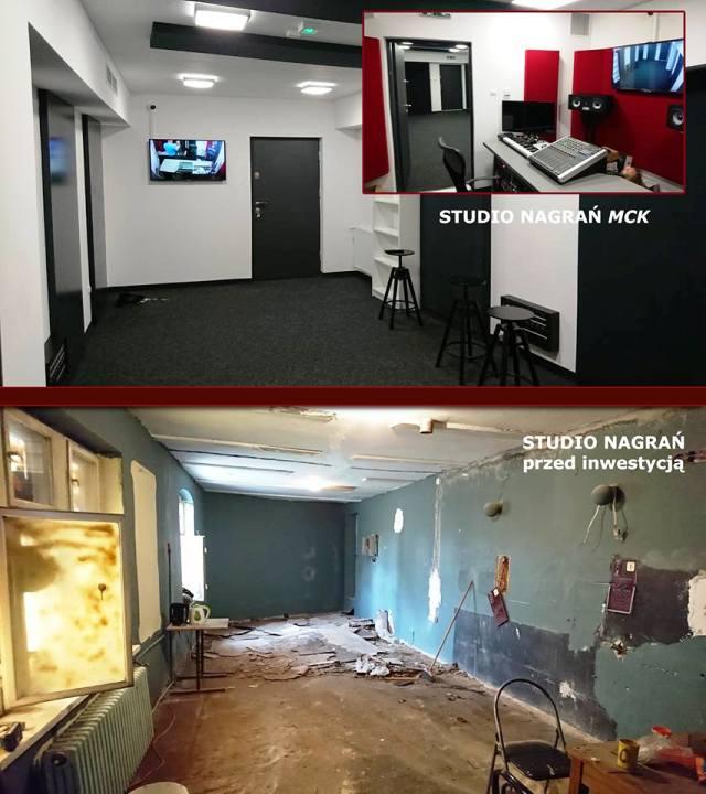 studio nagran mck mieroszow