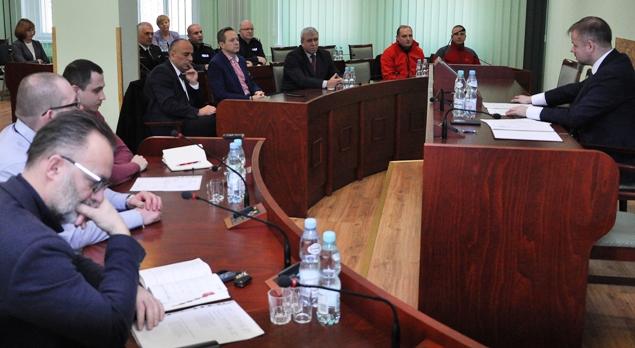 komisja bezpieczenswta powiatu