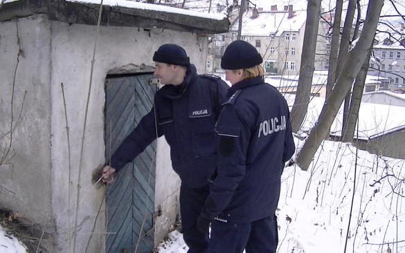 policja zima kontrola