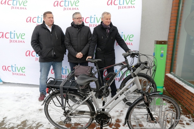 rowery elektryczne jedlinka