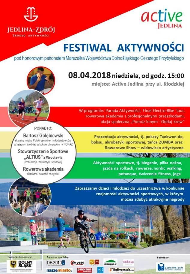 Festiwal Aktywnosci 2018