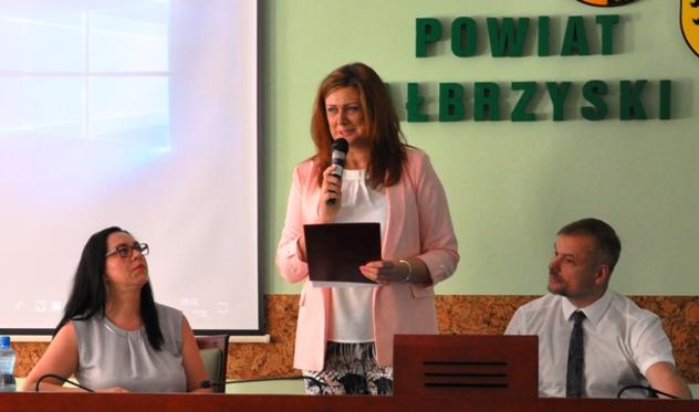 Konferencja PCPR