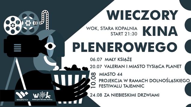 Kino Plenerowe baner