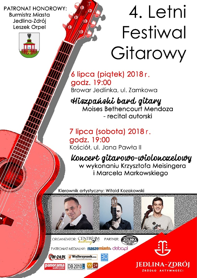 festiwal gitarowy 2018