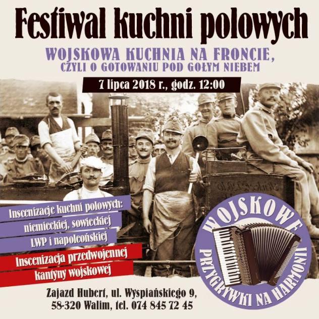festiwal kuchni polowych